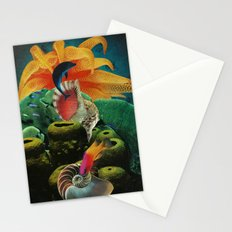 All The Colors Of The Deep Stationery Cards