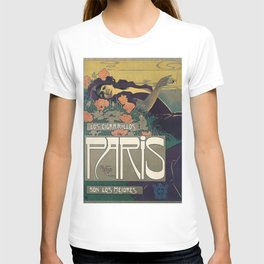 Cigarrillos Paris T-shirt