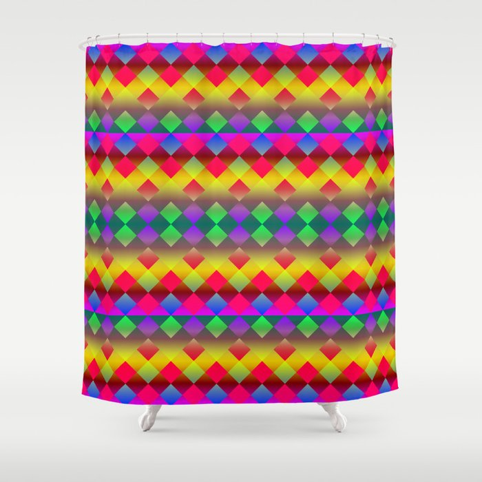 Party Shower Curtain