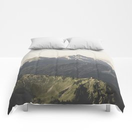 Wild Hearts - Landscape Photography Comforters