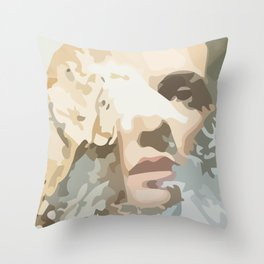 alma y cuerpo Throw Pillow