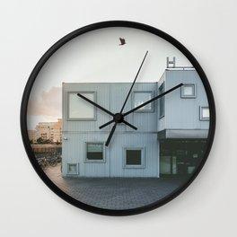 Amsterdam Life Wall Clock
