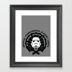 Imperial Academy Framed Art Print