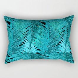 FERN LEAF FOREST  Rectangular Pillow