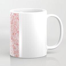 Red butterflies Mug