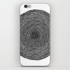 Circle / Semi Circles iPhone & iPod Skin