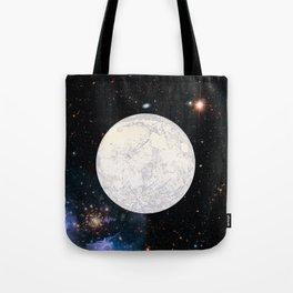 Moon machinations Tote Bag