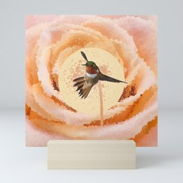 Dreaming of Spring Mini Art Print