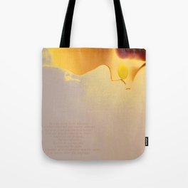 Douce nuit (sweet night) Tote Bag