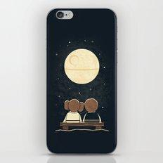 Moon Gazing iPhone Skin