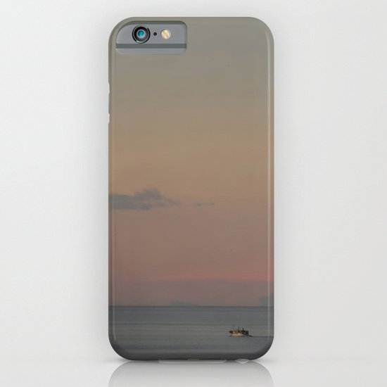 Guada sunset iPhone & iPod Case