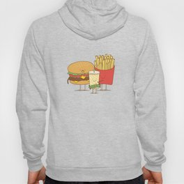 family meal Hoody