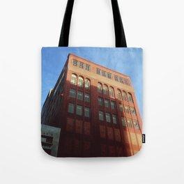 1400 Woodward - Downtown Detroit Tote Bag