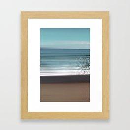 Longing to the Ocean I Framed Art Print