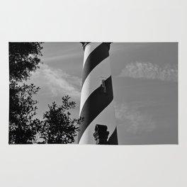 St Augustine Lighthouse Rug