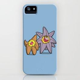 Pokémon - Number 120 & 121 iPhone Case