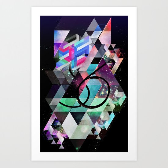 YSS SXX Art Print