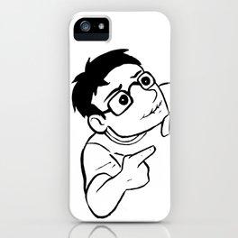 MGRRGH iPhone Case