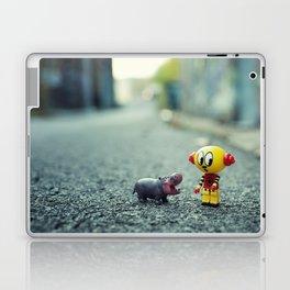 HI!! I told you i don't want a pet!! Laptop & iPad Skin