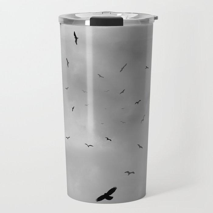 Sacred Flight Travel Mug