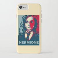 hermione iPhone & iPod Cases featuring Hermione by husavendaczek