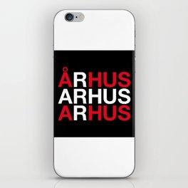 ARHUS iPhone Skin
