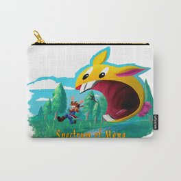 Mana: Rabite Attack! Carry-All Pouch