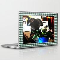 marley Laptop & iPad Skins featuring Get Down Marley by LEEMARIE