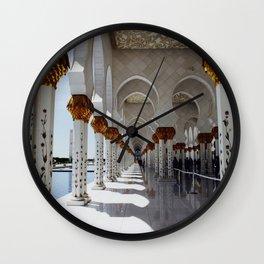 Grand Mosque Wall Clock