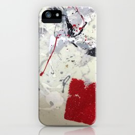 strato moments #4 iPhone Case