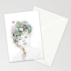 Beauty waiting Stationery Cards