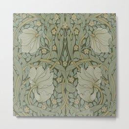 Pimpernel by William Morris, 1876 Metal Print