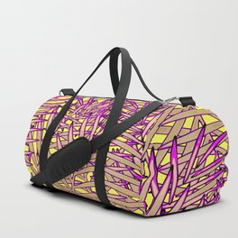 Neon Tropic Duffle Bag