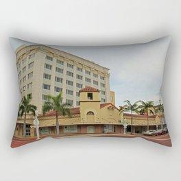 The Hotel Indigo of Ft Myers Rectangular Pillow