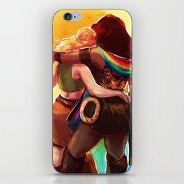 Xena Pride iPhone Skin