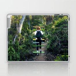 Travellers Eyes II Laptop & iPad Skin