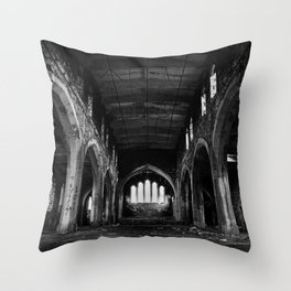 St Lukes Church, Abercarn, South wales, UK - 05 Throw Pillow