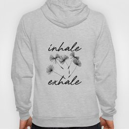 Inhale-exhale Hoody