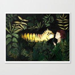 wild love Canvas Print