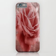 Vintage Dusty Rose Slim Case iPhone 6