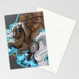 Electro Cutie Stationery Cards