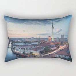 Berlin Classic Rectangular Pillow