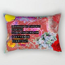 better me Rectangular Pillow