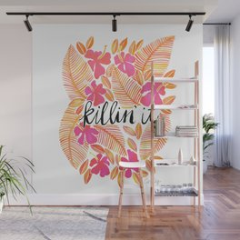 Killin' It – Melon Ombré Wall Mural