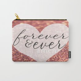 Forever And Ever Amen. Carry-All Pouch