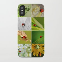 Happiness 11 iPhone Case