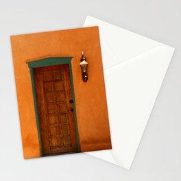 A Santa Fe  Door Stationery Cards