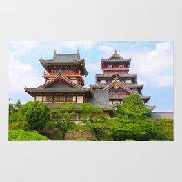 Castle Olden (Fushimi Momoyama) Rug