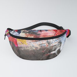 Accidental Abstraction 05 Fanny Pack