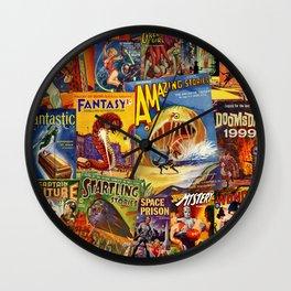 Pulp Fiction 8 Wall Clock